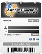 2 me dition du salon virtuel des franchises les 27 et 28 - Salon des franchises ...