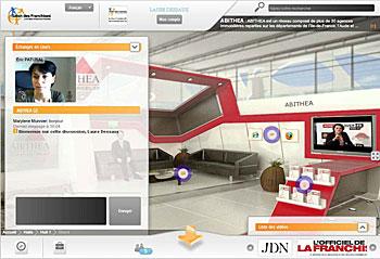 2 me dition du salon virtuel des franchises les 27 et 28 for Salon virtuel de la franchise