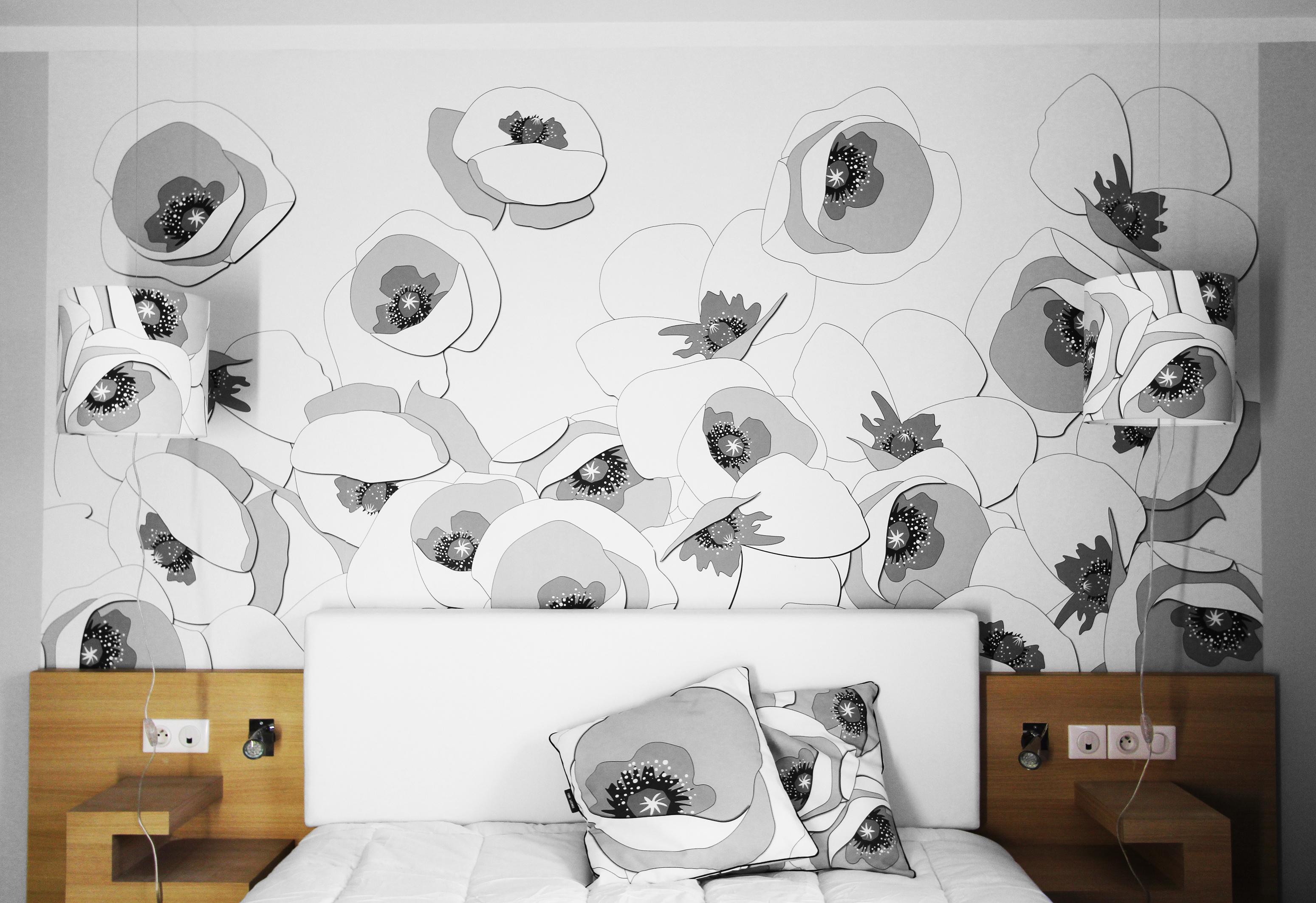 Pose papier peint lumiere la seyne sur mer devis d 39 architecte entreprise rhuvc Pose papier peint