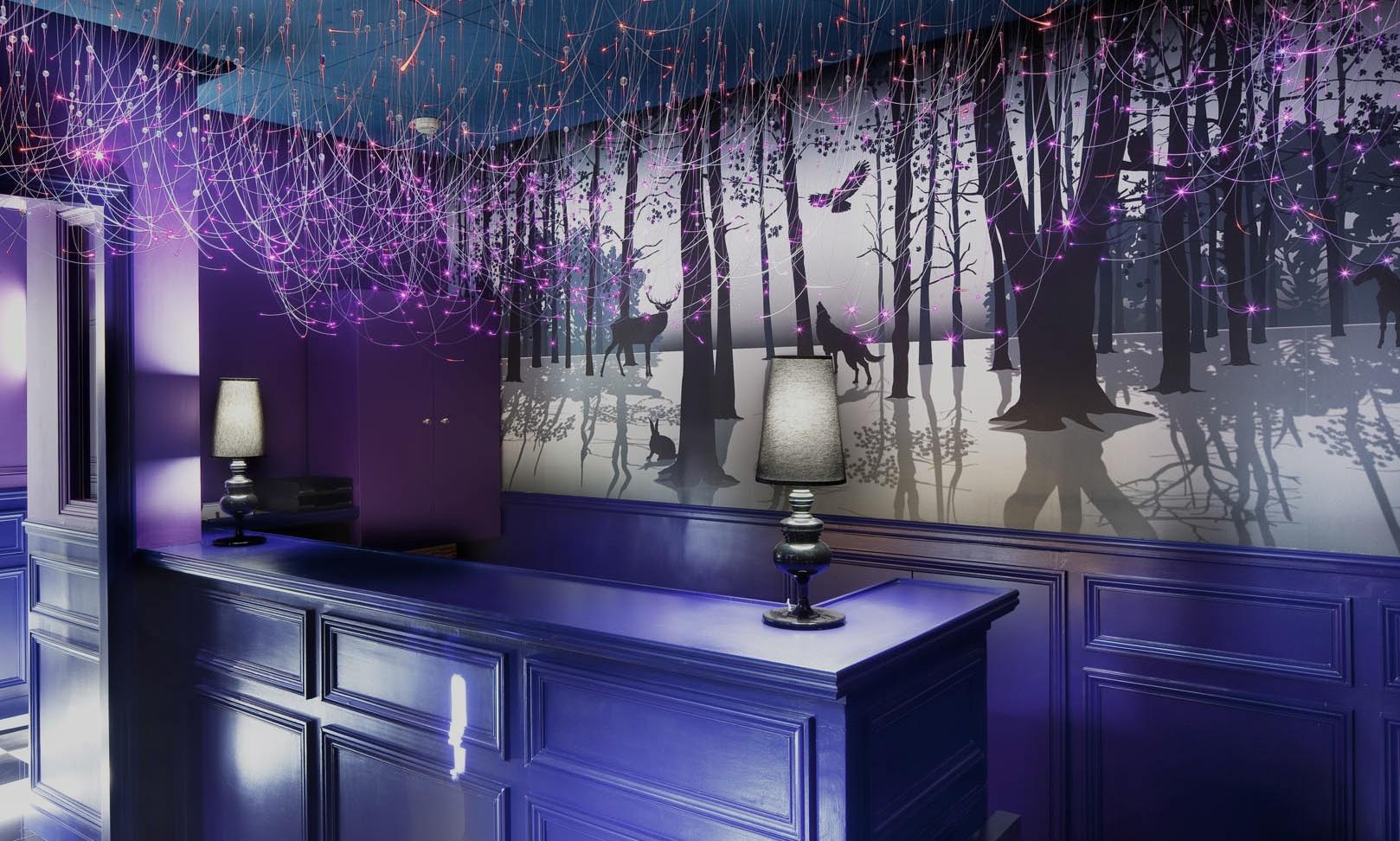 Conceptuwall les plus beaux d cors muraux pour l for Salon photo paris
