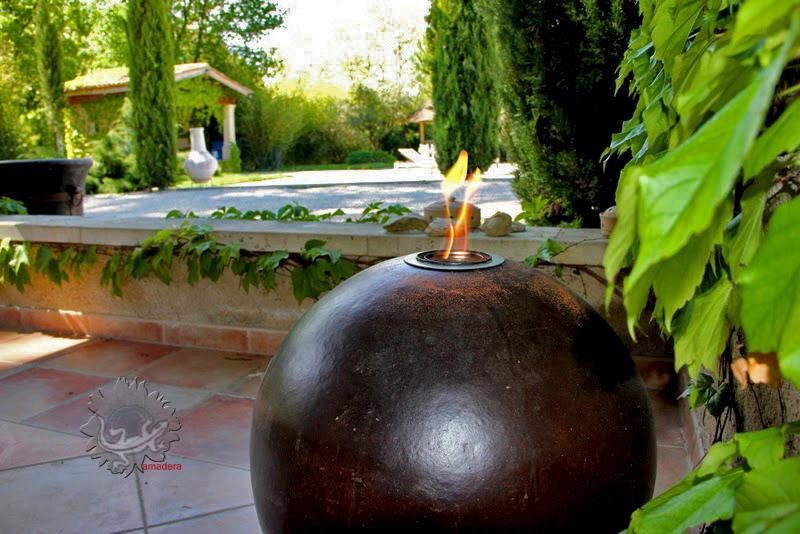 Quand l artisanat mexicain d core et illumine les for Luminaire pour jardin exterieur