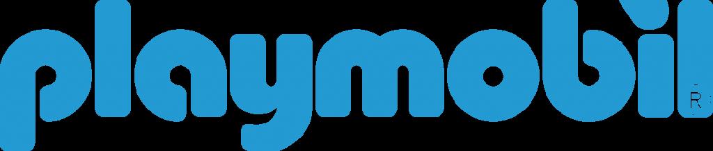 PLAYMOBIL Logo bleu