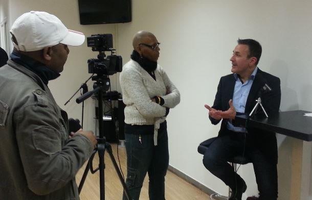Interview Alain Lancelot Canal 10