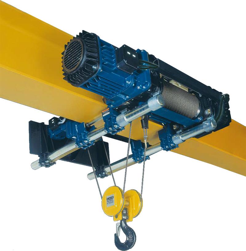 Chariot palan cable HPR Donati