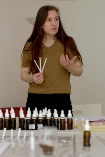 Découvrir l'univers des parfums