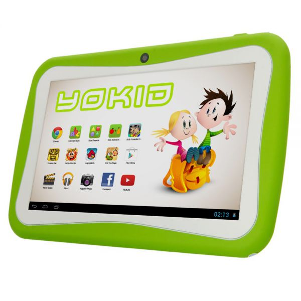 tablette-tactile-enfant-yokid-7-pouces-educative-android-4-1-vert