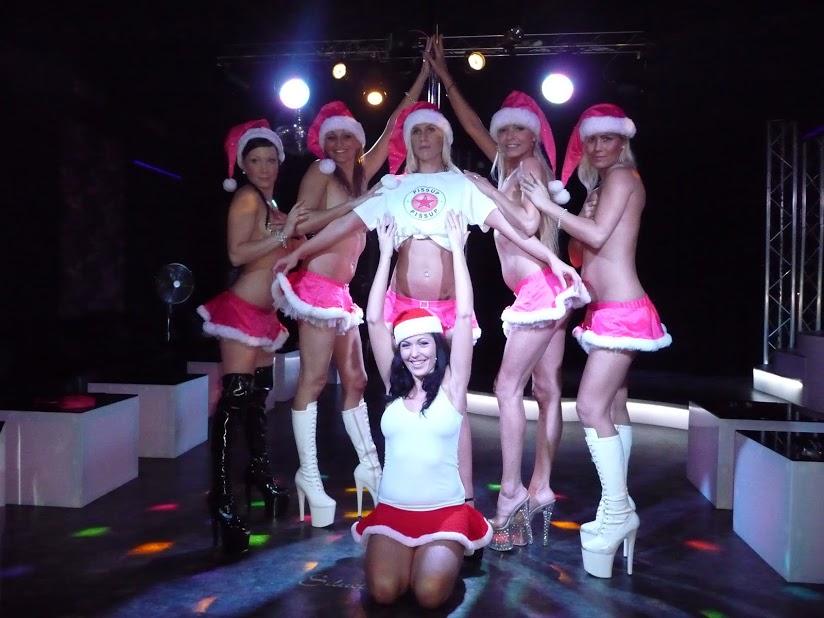 Brno lap dancing club