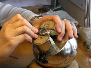 Muriel setting-engraving