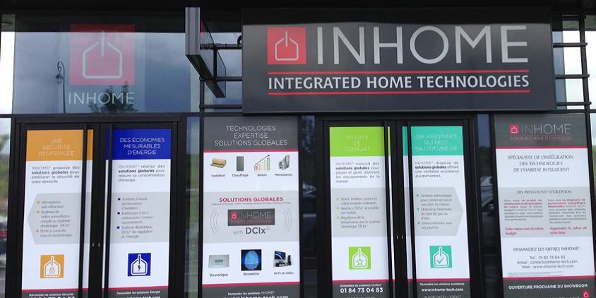 inhome tech lance la premi re boutique d une cha ne de distribution sp cialis e dans les. Black Bedroom Furniture Sets. Home Design Ideas