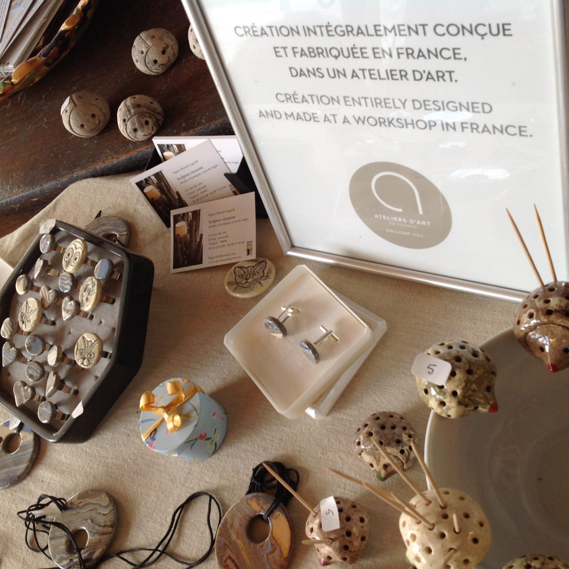 benoist lagarde le sculpteur c ramiste ouvre son atelier d artiste au public relations. Black Bedroom Furniture Sets. Home Design Ideas