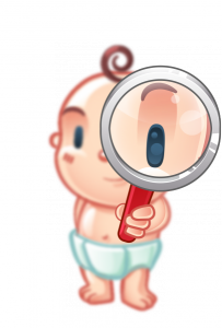 bebe_magnifying_glass