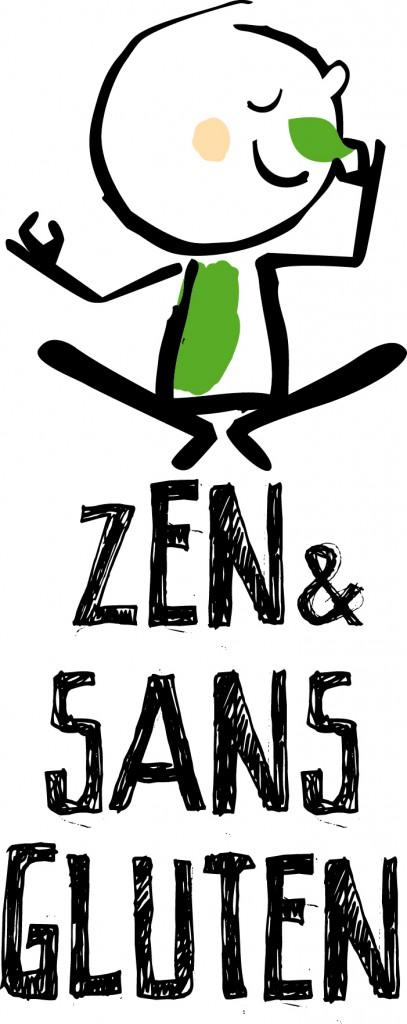 Logo Zen et sans gluten base
