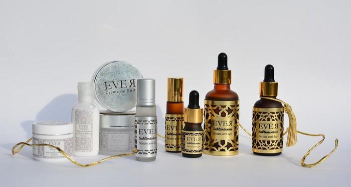 Souvent Ever Bio Cosmetics présente deux huiles anti-âge naturelles et  DF62