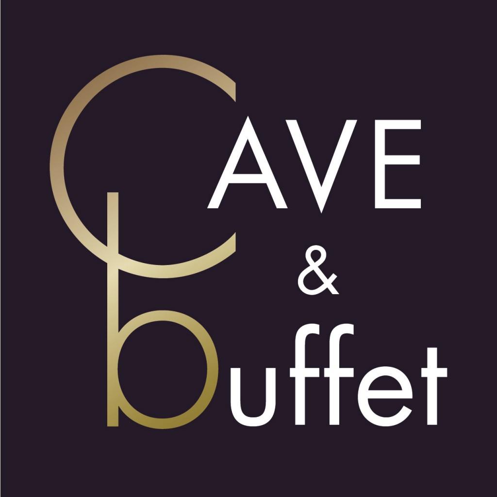 Logo_cave&buffet_QUADfondmarron_CBor