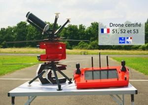 Drone certifié TP 1.0