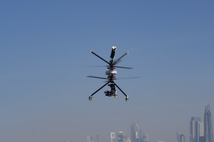 flytec drone en l'air