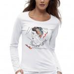 T-shirt Sbeauvoir