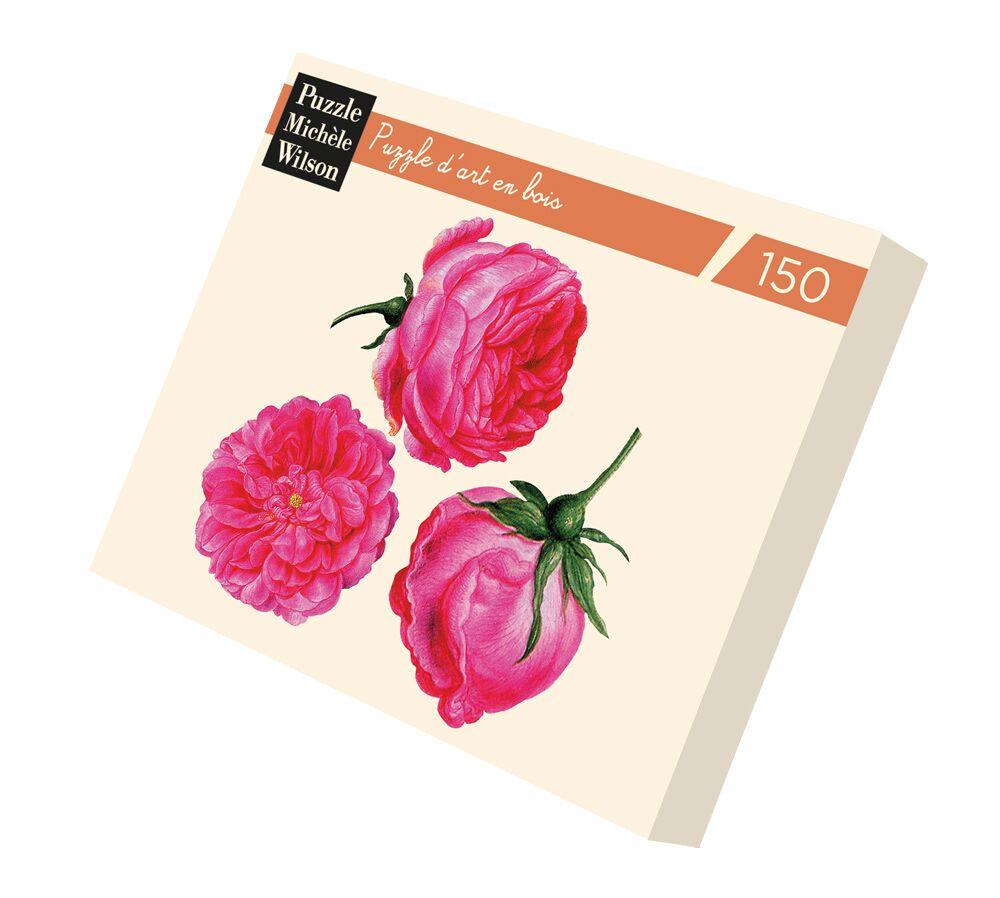 Les roses sont détourées et la découpe suit parfaitement la forme des  pétales et des roses. Les trois roses sont distinctes et entièrement  indépendantes. dd996b991a3