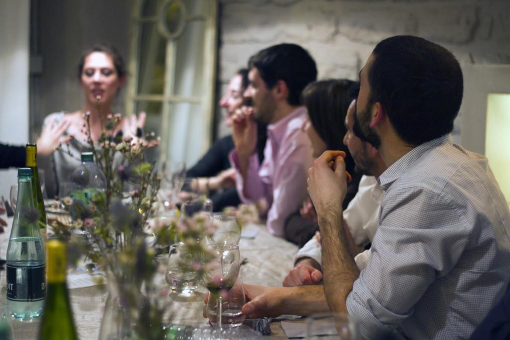 L'Appartelier Table conviviale - Crédit Stéphanie Benedicto