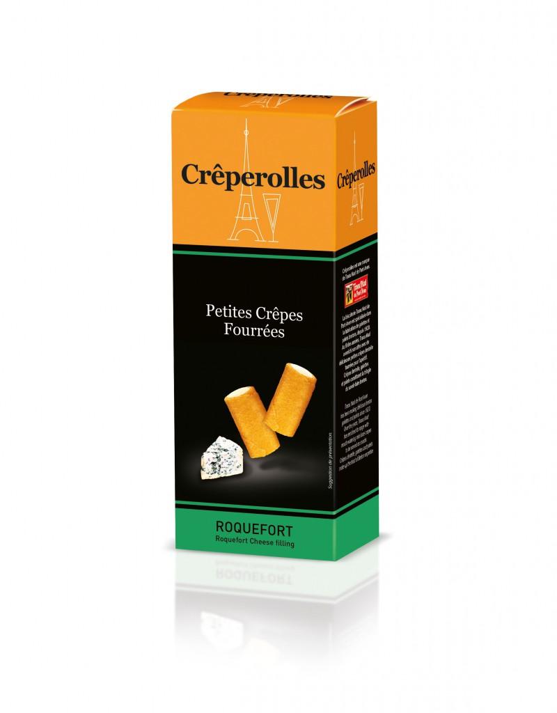 135545 - CREPEROLLES ROQUEFORT 100g