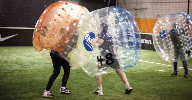 bulle en action