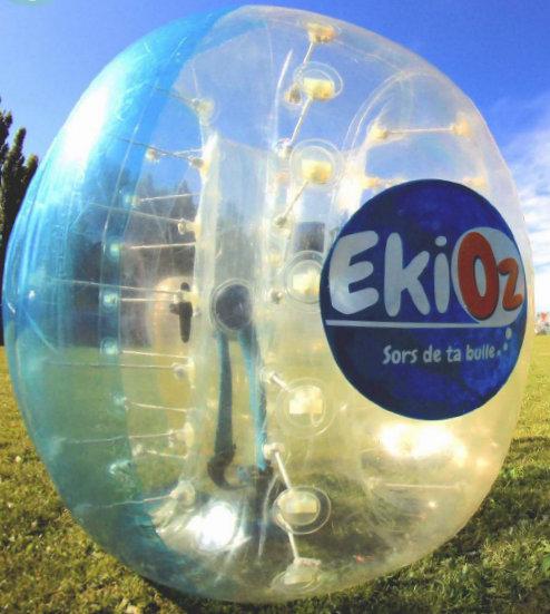 ekioz bulle de près