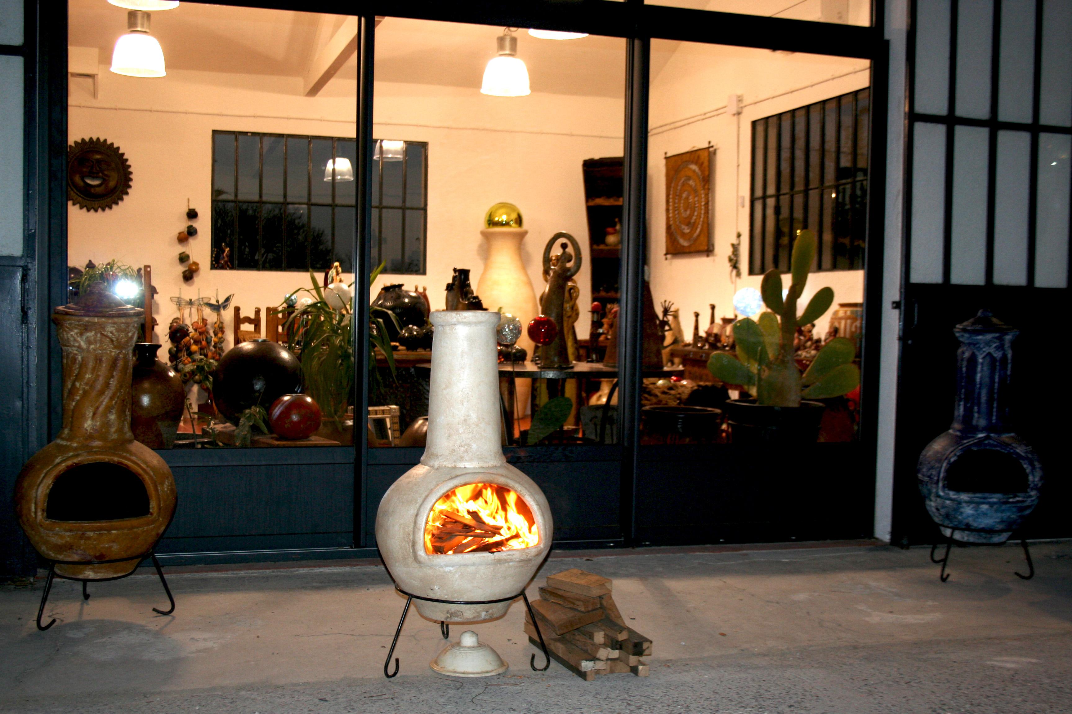le brasero mexicain pour un jardin convivial et gourmand relations publiques pro. Black Bedroom Furniture Sets. Home Design Ideas