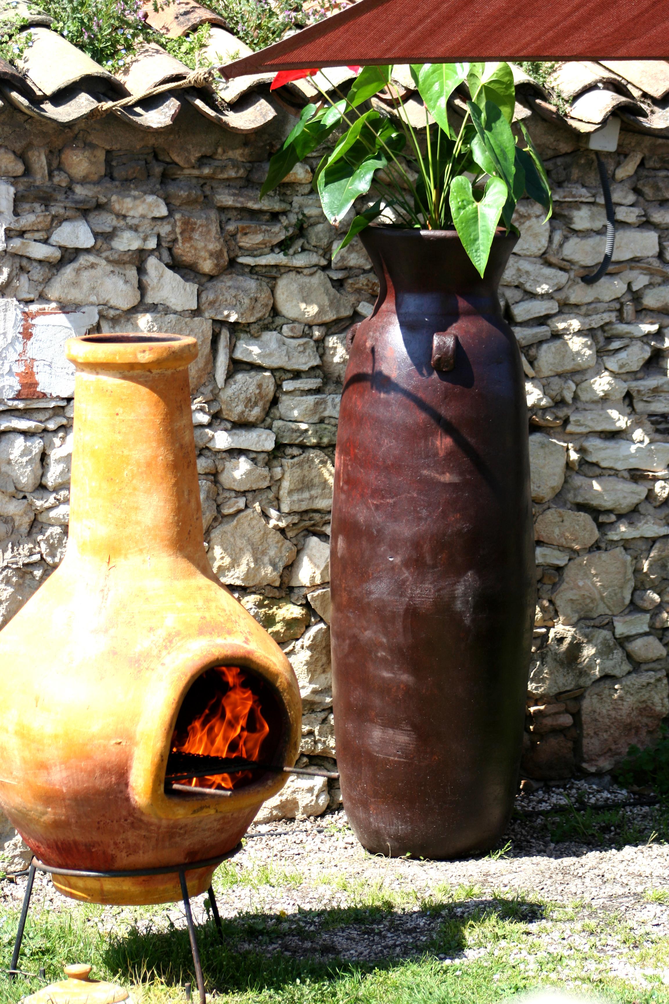 Le brasero mexicain, pour un jardin convivial et gourmand ...