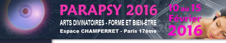 Salon parapsy du 10 au 15 f vrier 2016 une dition sous for Salon voyance paris