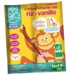 riz vanille