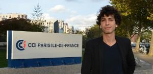 Clément Lafargue, créateur de Meet & Start
