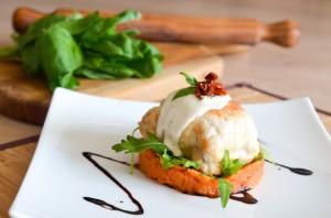 Cook'n Box - Paupiette de dinde à l'italienne écrasé de carottes nouvelles