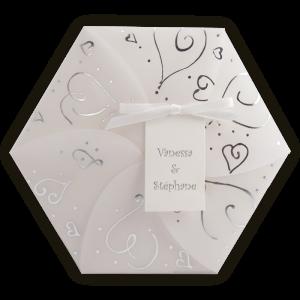 faire-part-de-mariage-hexagone-coeurs-argent-calque-jt-3202