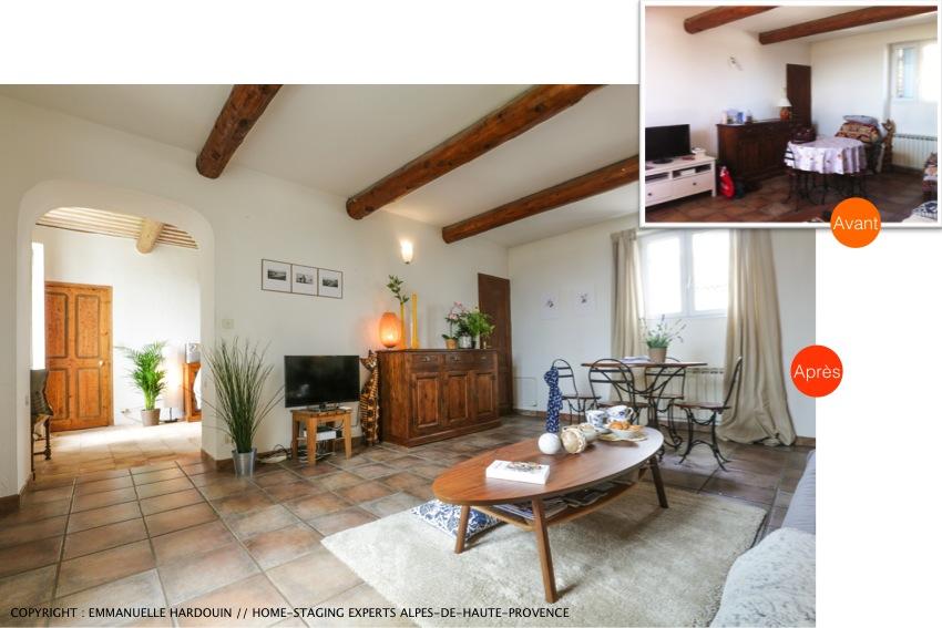 home staging experts booste les ventes immobili res sans. Black Bedroom Furniture Sets. Home Design Ideas