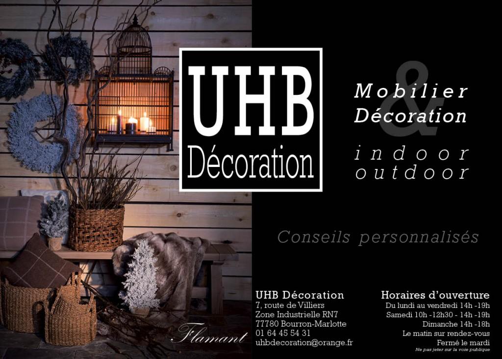 UHB Décoration : La déco de style flamand aux portes de Paris