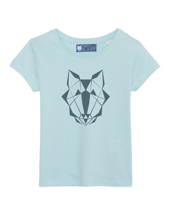 Loupp-t-shirt-enfant-bleu-pastel-turquoise-motif-tete-de-loup-imprime-bleu-marine-2