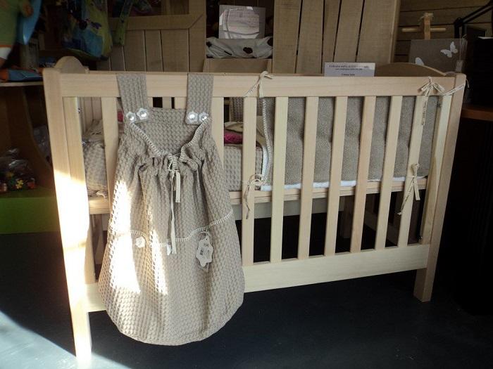 lit bébé Mathy by bols en tilleul