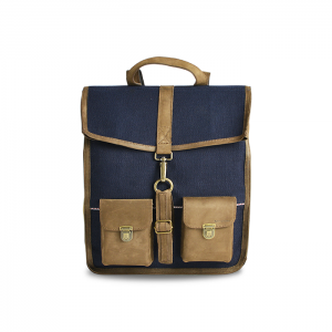Kjore Project - backpack evolution canva blue
