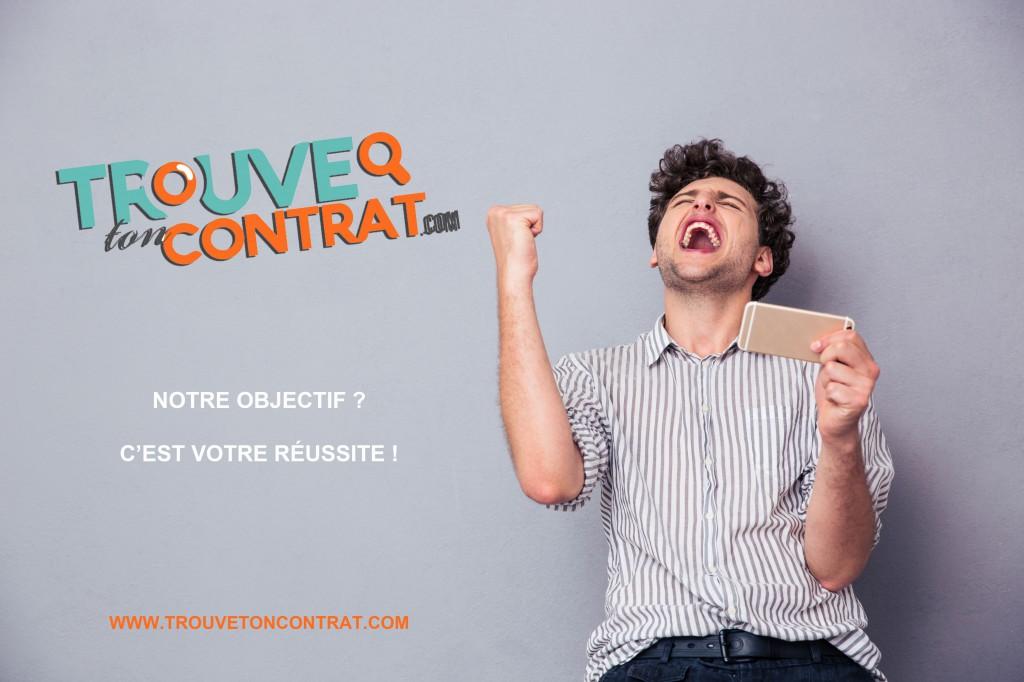 trouve ton contrat   une solution innovante pour mettre en relation les candidats  les