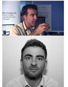 Kévin Zagni et Michel Seyrac