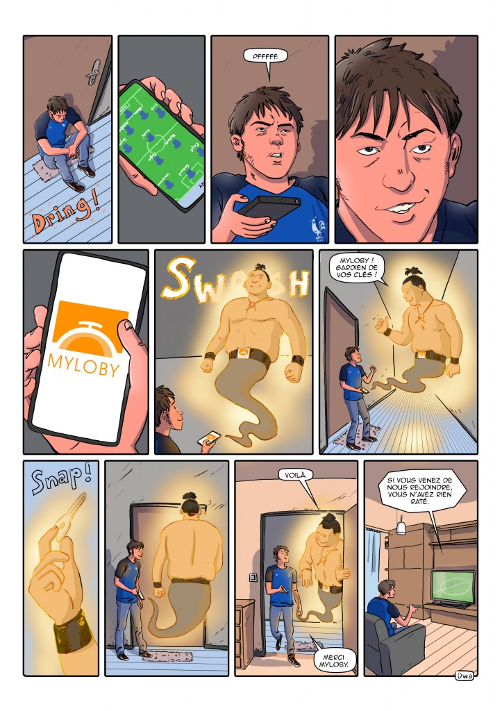 Episode 1 Page 2