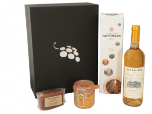Coffret Gourmand Special Taitinger 7490
