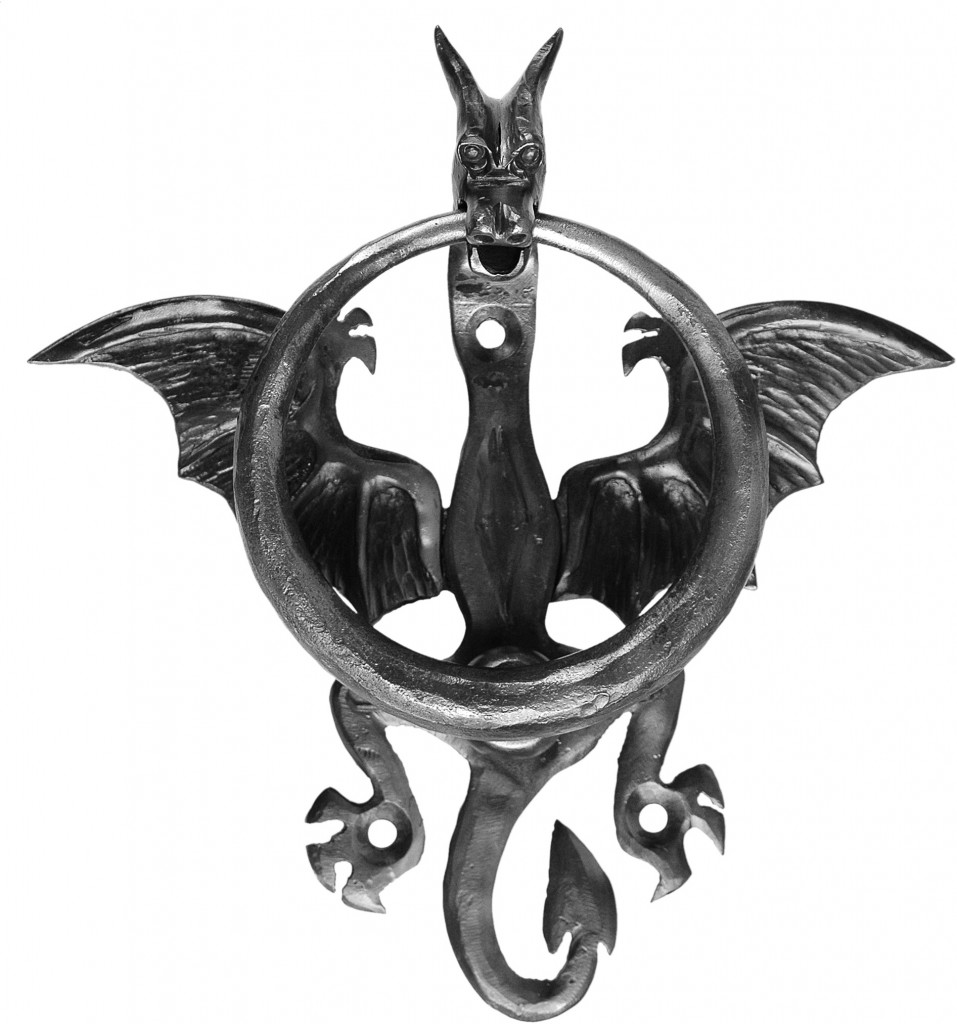 heurtoir dragon
