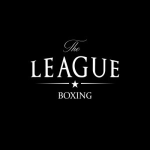 LOGO THE LEAGUE WHITE