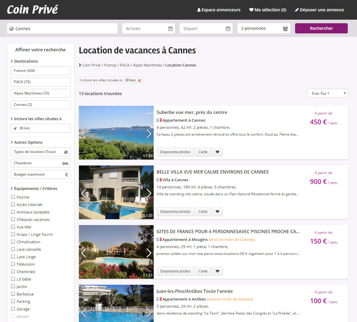 page-listing-resultats