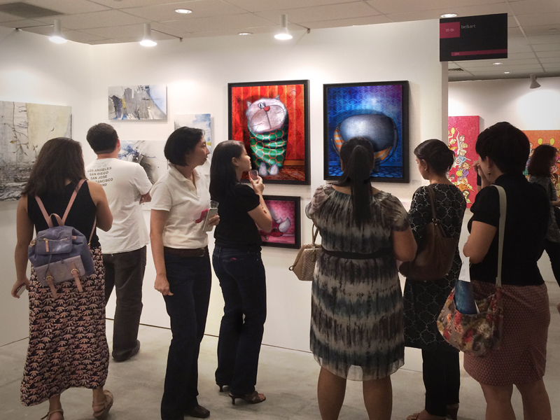 Foire Affordable Art Fair - Singapour