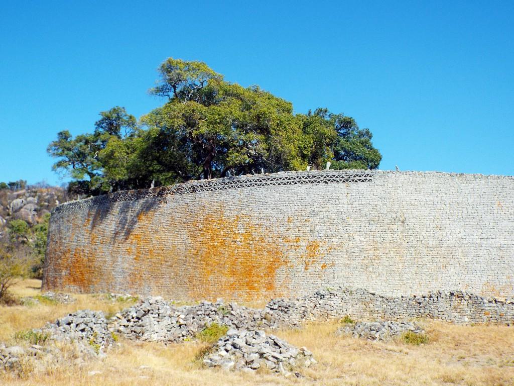 le Great Zimbabwe, ancien royaume très puissant classé au patrimoine mondial de l'UNESCO