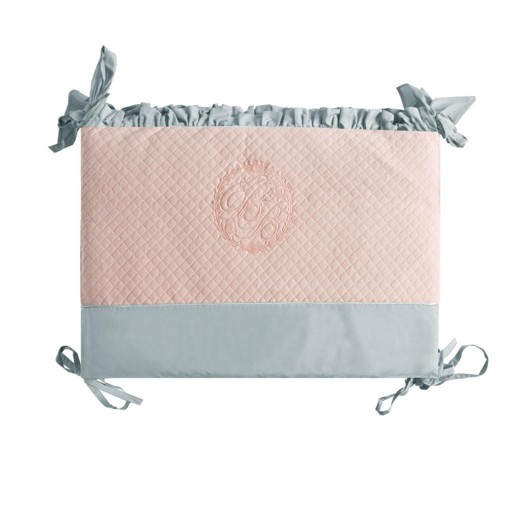 tour-de-lit-rose-gris-matelasse
