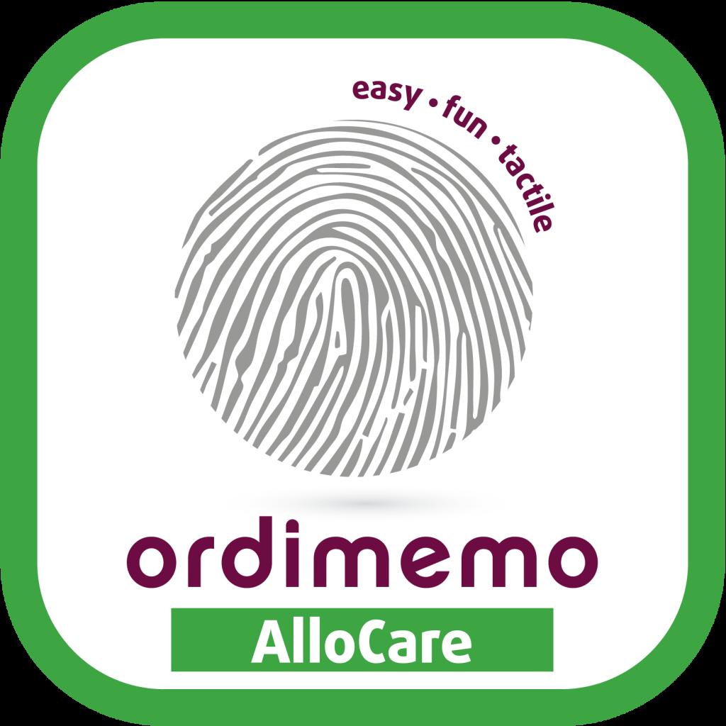 Ordimemo Logo 2017 AlloCare-HD