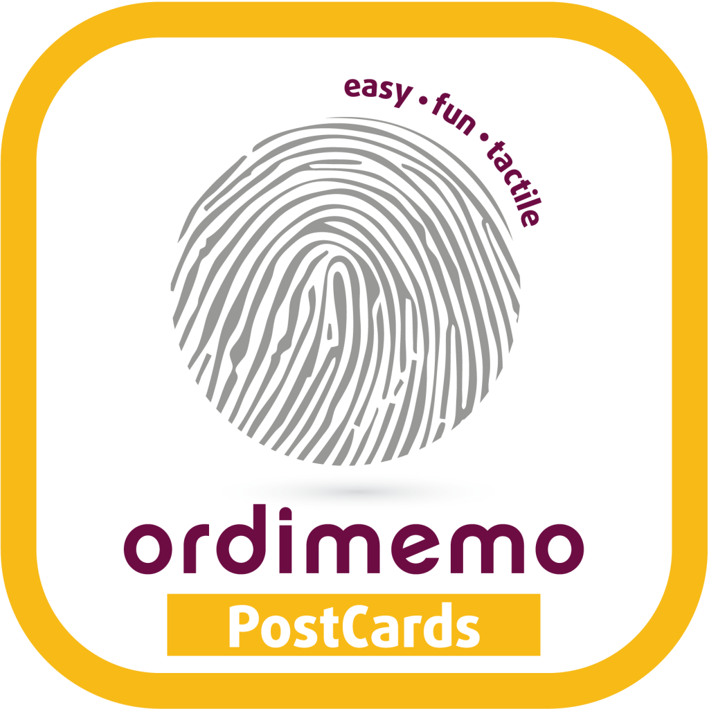 Ordimemo Logo 2017 PostCards-HD